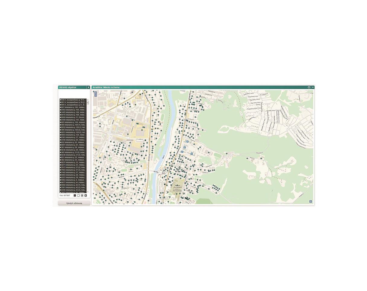 Информационная система ENCO MS
